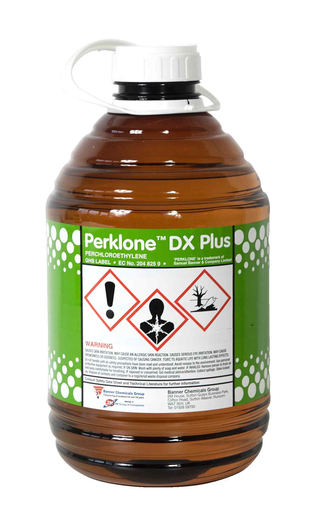 Perklone DX PLUS (2 x 5ltrs)    HZ