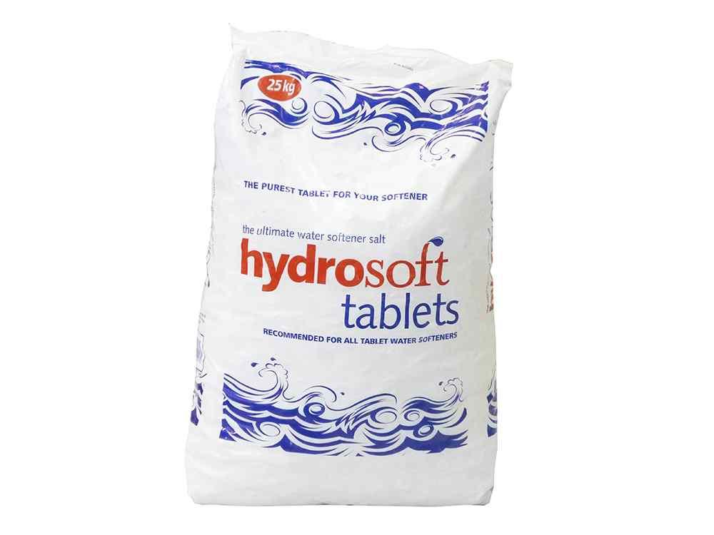 Salt - Tablet Hydrosoft 25kg
