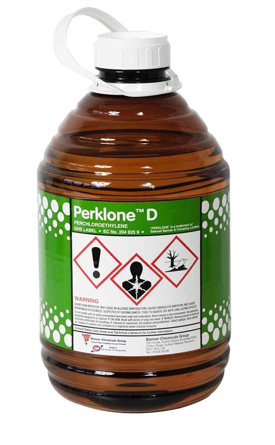 Perklone D - (2 x 5ltr)  HZ